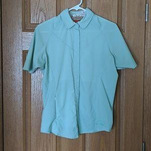 Redington Vented Fishing  Outdoor Snap down Shirt